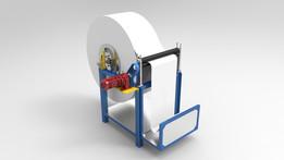 Roll Unwinder Machine