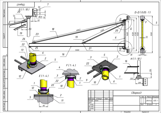Crane Popular Models Grabcad Cad Library