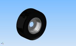 Wheel 355/60 R18