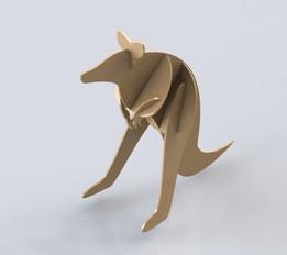 Armadillo/Kangaroo