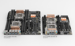 Asus Z10PE-D8 WS-M Concept X99 Motherboard