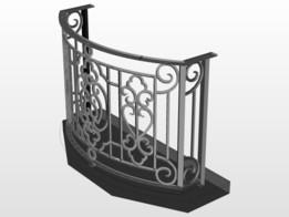 balcony - Recent models | 3D CAD Model Collection | GrabCAD