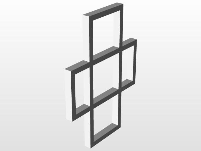 12 in Sub box - Sundown E12 V 3 1 75' Ported 32Hz | 3D CAD Model