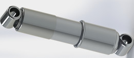 twin tube telescopic damper