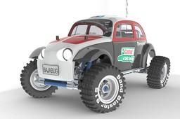 Baja Bug! (Sand Scorcher)