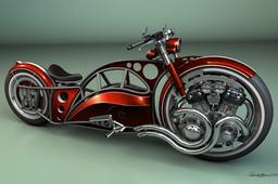 Voraz Wheel front engine