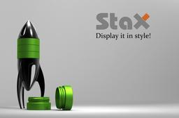 Stylish Stax Stand