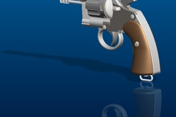 Colt's Double-Action Revolver Caliber .45