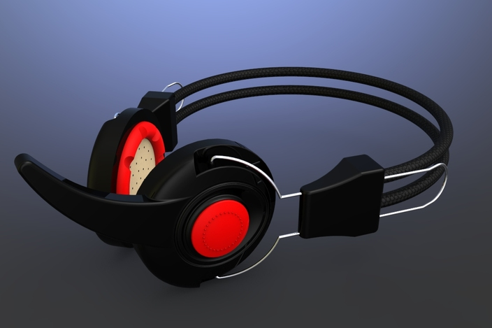 how to clear headphones library