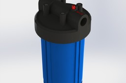 Water filter BB-10 & BB-20