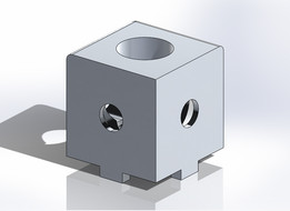 25mm 8020 Connection Cube