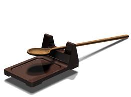 Kitchen spoon holder
