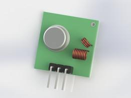 433Mhz RC-Switch TX module