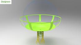 Fresh Water Fog Net (Dome)