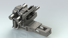 Double Clamp with Centering Clamp