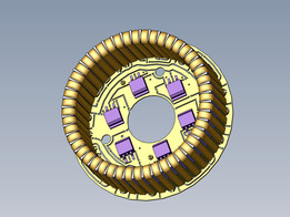 stator winding concept
