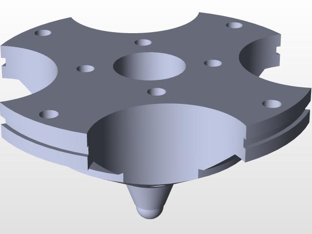 Let It Rip | 3D CAD Model Library | GrabCAD
