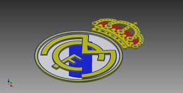 Real madrid ( Logo )