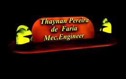 TABLETOP NAMEPLATES Thaynan Pereira de Faria