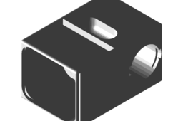 Mobile phone audio amplifier