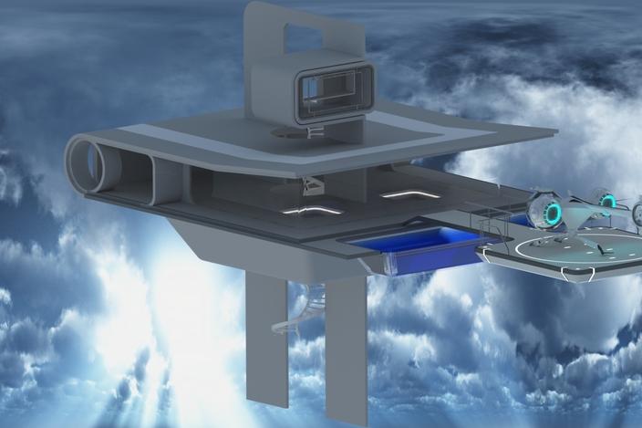 Oblivion House Solidworks 3d Cad Model Grabcad