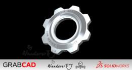 Gears of War Cog Octus Service Medal