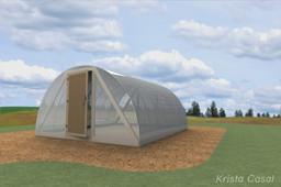 Greenhouse, Hoop Style