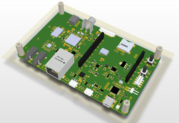 STM32F7 Discovery board - complete design
