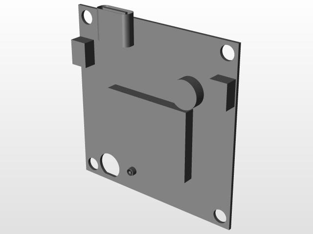 SparkFun GPS-RTK2 Board | 3D CAD Model Library | GrabCAD