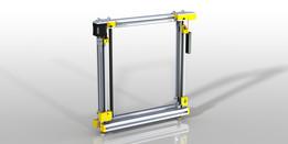 SquareBOT-M 3D Printer Z-axis