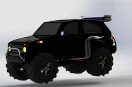 Lada Niva 4x4 EXTREME