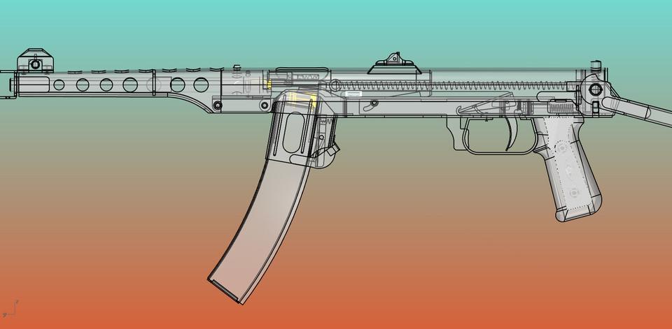 PPS-43   3D CAD Model Library   GrabCAD