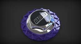 Wheel center cap BBS