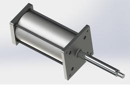 Cilindro neumatico /neumatic cylinder