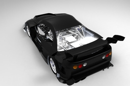 Tracksupercarbody