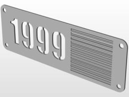ENWAR Nameplate