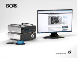 Boxx - The Future Workstation