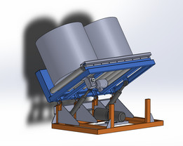 conveyor lift
