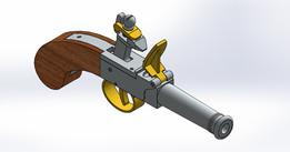 Kabura- Pistol