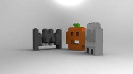 lego halloween pack