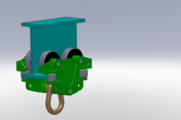 Monorail Trolley