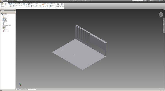 Atx Motherboard tray