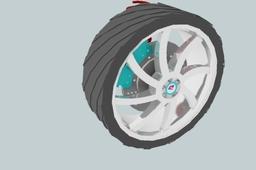 Spiral Spoke Wheel