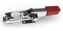 Clamp, Зажим GN 851-700-T-NI SolidWorks 2010