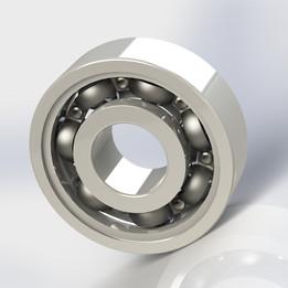 STEP / IGES, bearing - Most downloaded models | 3D CAD Model