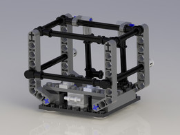 Lego Cage 7296
