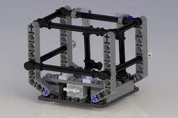 Lego Cage 7296