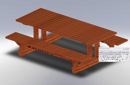 pic-nic table