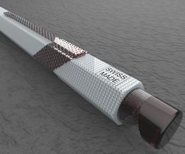 Ballpoint Pen with sheetmetal clip