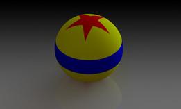 Luxo Ball from Pixar